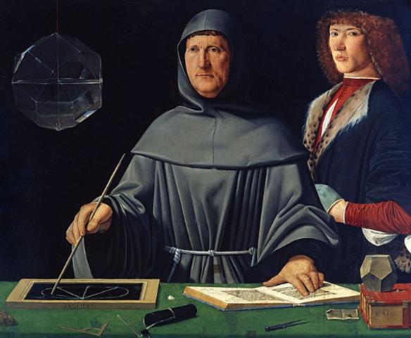 Luca pacioli (1445-1517)