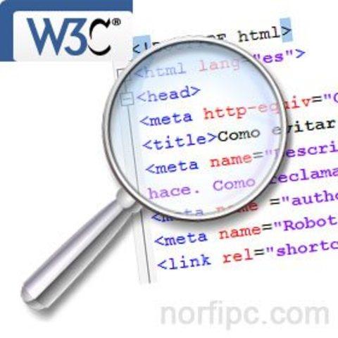 HTML Publicado por W3C