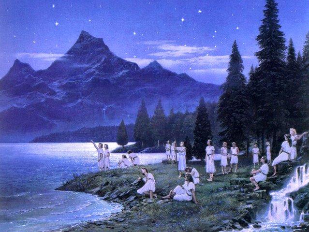 Risveglio degli Elfi