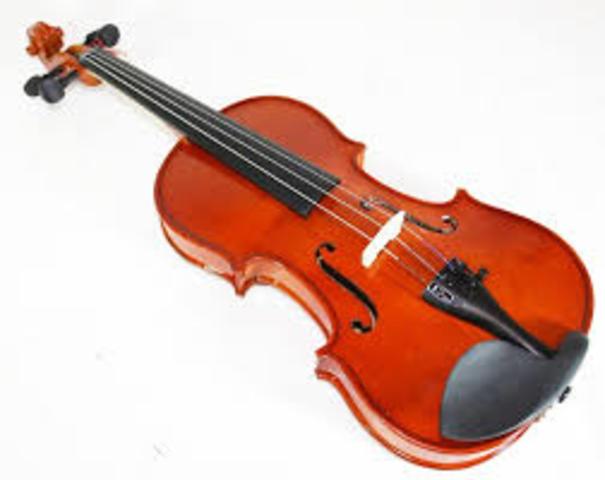 Hegedülni tanul