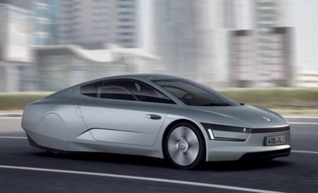 VW Presents the 1-liter car