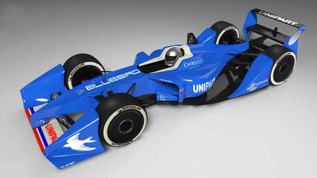 Electric formula car racing will launch