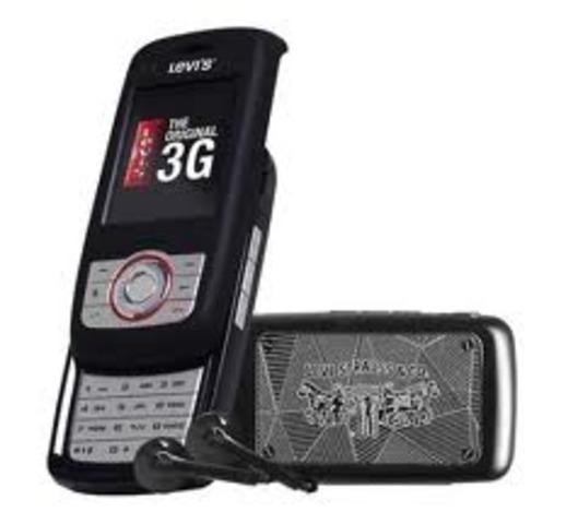Teléfono móvil 3g