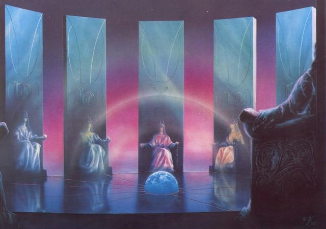 Primo Concilio dei Valar