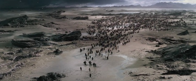 Migrazione del popolo elfico