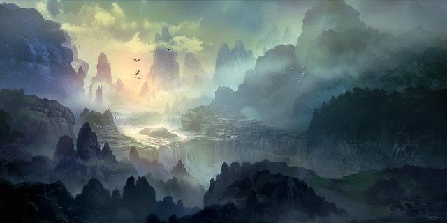 Primo insediamento dei Teleri nel Beleriand