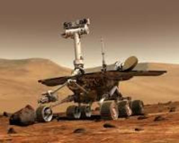 First information gathered from Mars rovers