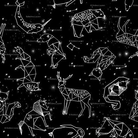 Constellations were invented