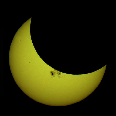 Chinese record earliest known solar eclipse.