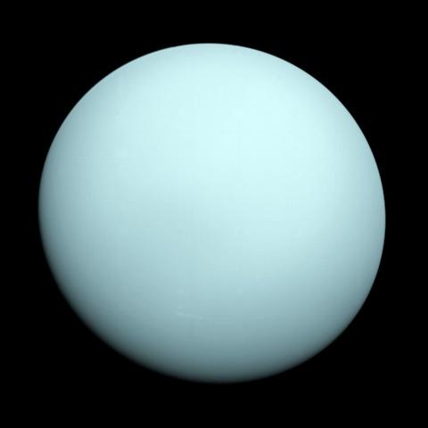 Uranus found