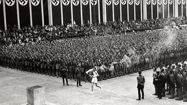 Retransmisió Jocs Olímpics Hitler