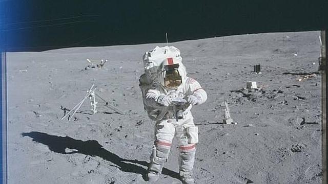 Retransmisió Home a la Lluna