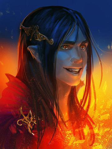 Nascita di Fëanor