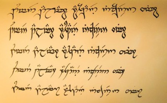 Creazione delle prime lettere
