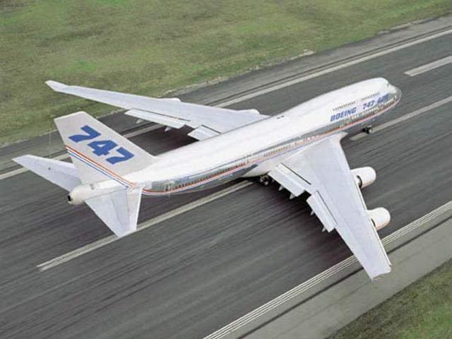 Boeing 747-United States