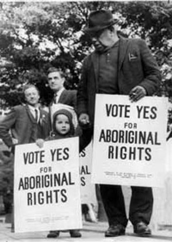 First Nations Right to Vote