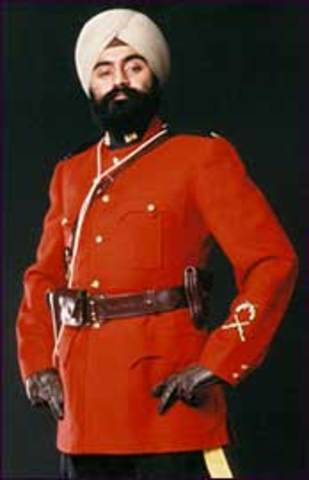 Supreme Court determines that turbans can be worn with the RCMP uniform