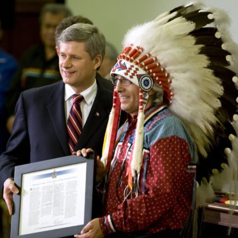 Canada apologizes for Residential Schools