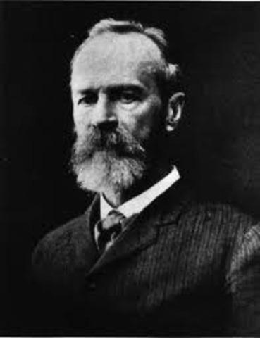 William James' psychology books