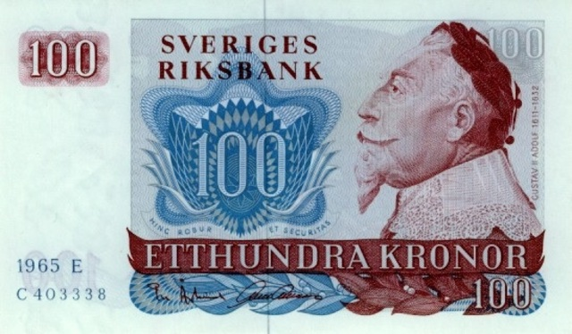 Gustav Adolf krigar i Småland