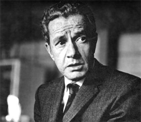 Juan Rulfo, nació en ciudad de México el 16 de mayo de 1917, escritor mexicano.
