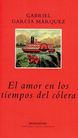 El amor en tiempos del cólera de G.G Márquez