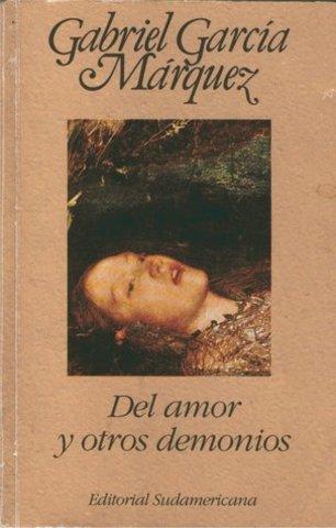 Del amor y otros demonios de G.G Márquez