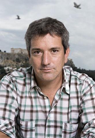 Santiago Roncagliolo, nació en Lima el año 1975, escritor peruano.