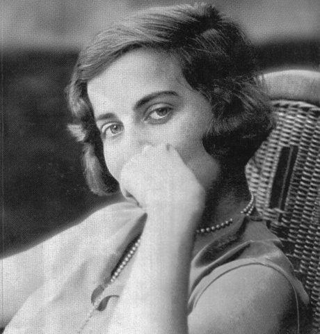 Silvina Ocampo, nació en 1906 en Argentina, escritora.