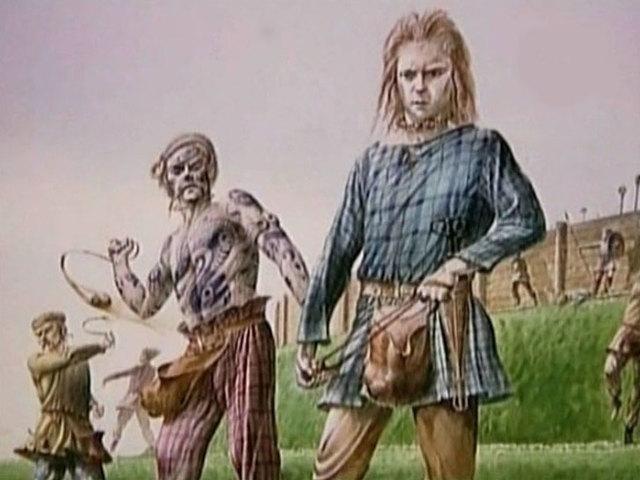 Начинается эпоха Британских кельтов на территории Британии