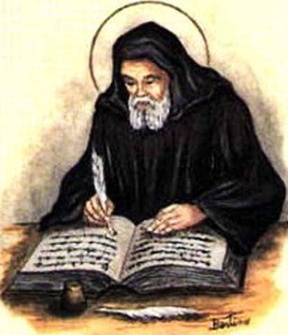 Творчество Беды Достопочтенного, первого английского историка и просветителя