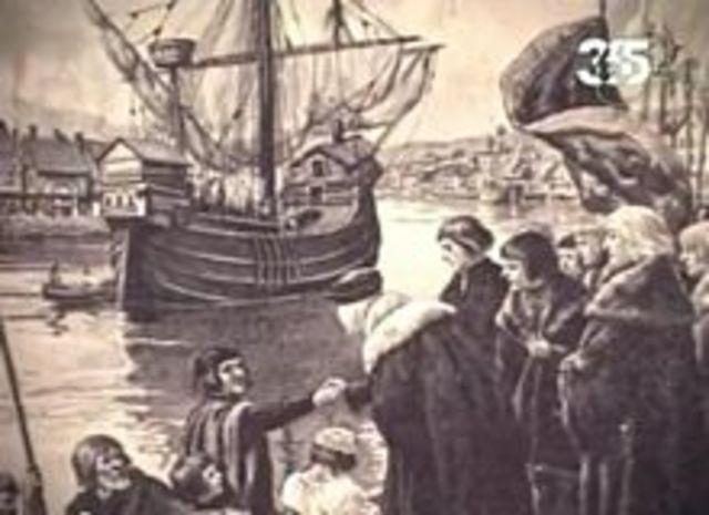 Колонизация Северной Америки Великобританией