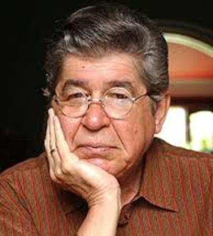Alfredo Marcelo Bryce Echenique. Naciò en Lima (Perù) el 19 de febrero de 1939. Narrador, y escritor peruano.