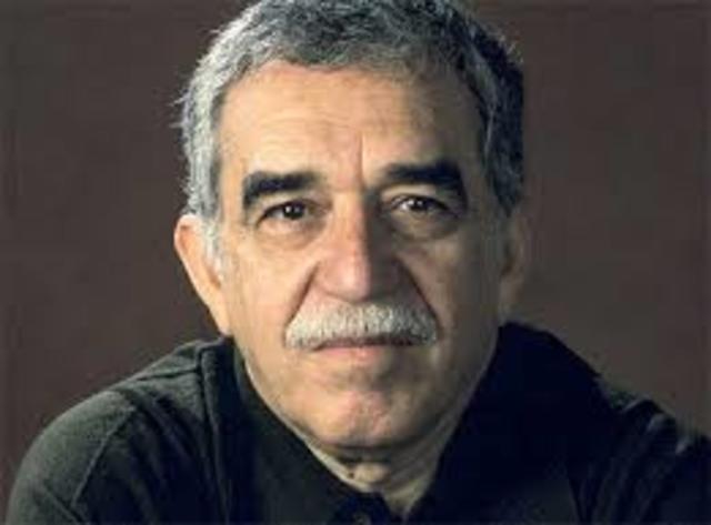 Gabriel Garcia Marquez, nació en Aracataca el 6 de marzo de 1927 y falleció en Ciudad de México el 17 de abril de 2014. Fue periodista, escrito,  guionista y editor.