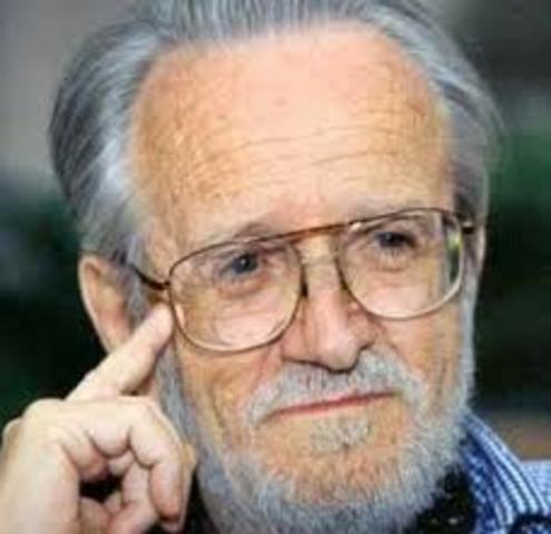 Josè Donoso. Nació en Santiago 5 de octubre de 1924, y falleció el 7 de diciembre de 1996. Fue periodista, escritor y profesor.