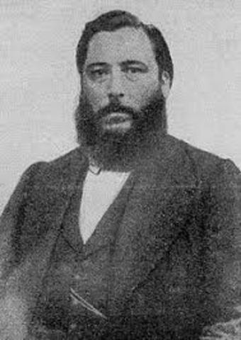 Josè Hernandez, nació el 10 de noviembre de 1834 y falleció el 21 de octubre de 1886. Fue militar, poeta, periodista, y .