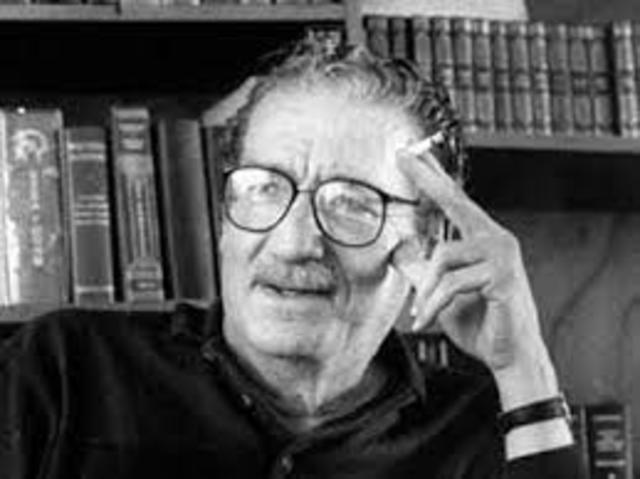 Jaime Sabines, nació el 25 de marzo de 1926 en Chiapas y falleció en Ciudad de México el 19 de marzo de 1999. Fue escritor, poeta y político.