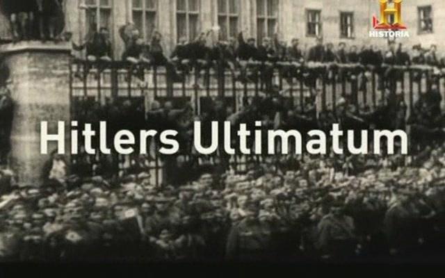 Hitler's Ultimatum