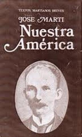 Nuestra América de José Martí