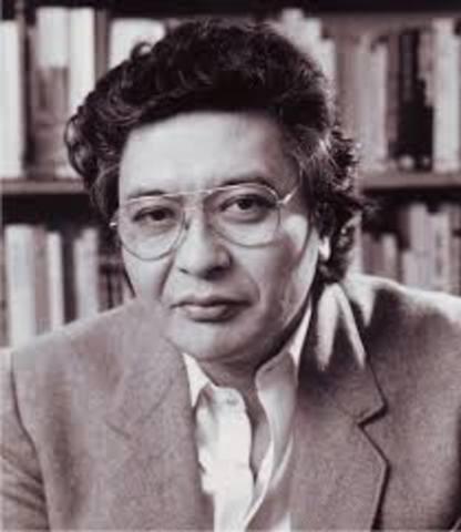 Jose Watanabe, nació el 17 de marzo de 1945 en Perú, y falleció el 25 de abril de 2007 en Perú, Lima, fue escritor, poeta, y guionista.