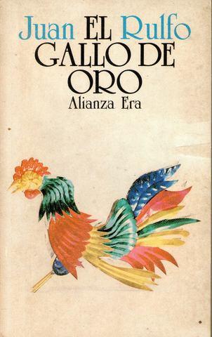 El gallo de oro de Juan Rulfo
