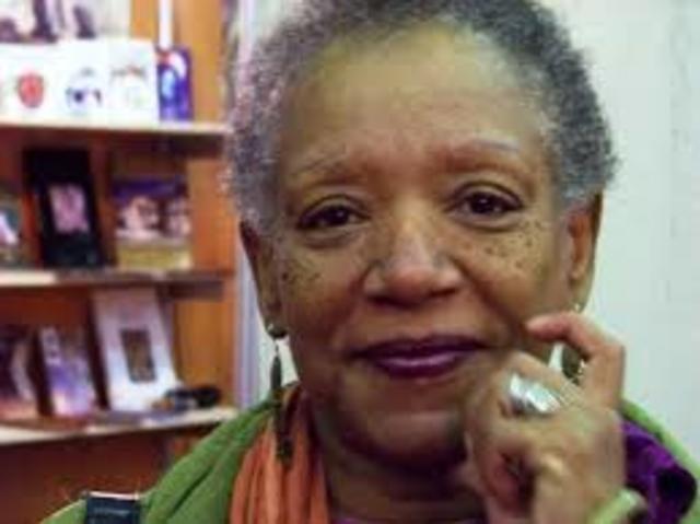 Nancy Morejon, nació el 7 de agosto de 1941 en La Habana, es poeta y escritora.