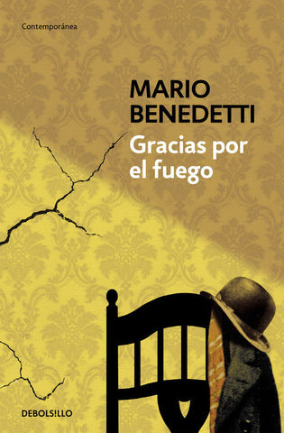 Gracias por el fuego de Mario Benedetti