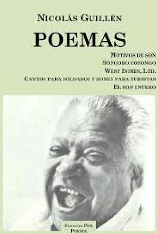 Poemas mulatos de Nicolás Guillén