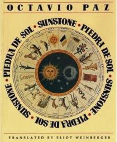 Piedra de sol de Octavio Paz