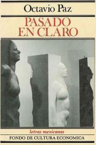 Pasado en claro de Octavio Paz