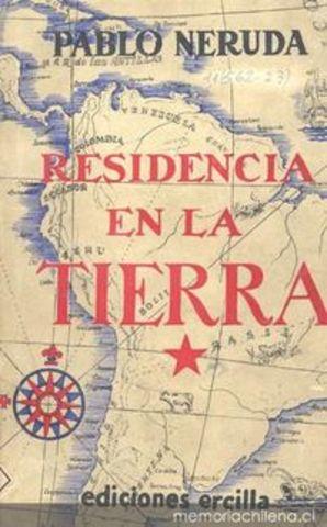 Residencia en la tierra de Pablo Neruda