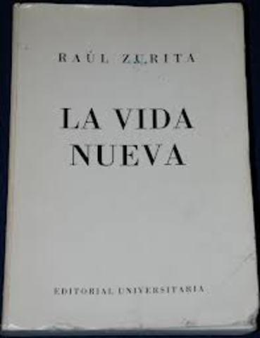 La vida nueva de Raúl Zurita