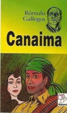 Canaima de Rómulo Gallegos
