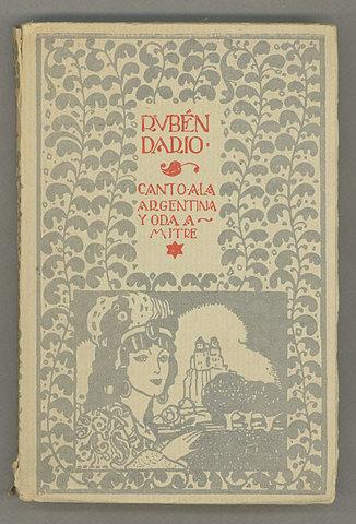 Oda a mitre de Rubén Darío